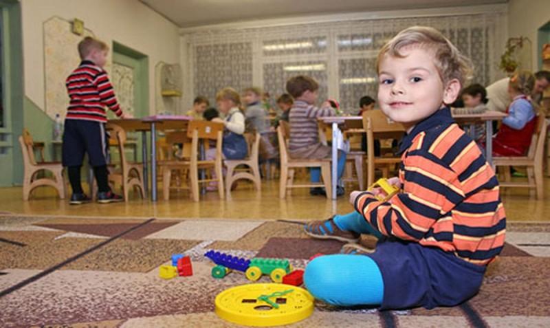 Адаптация в детском саду2