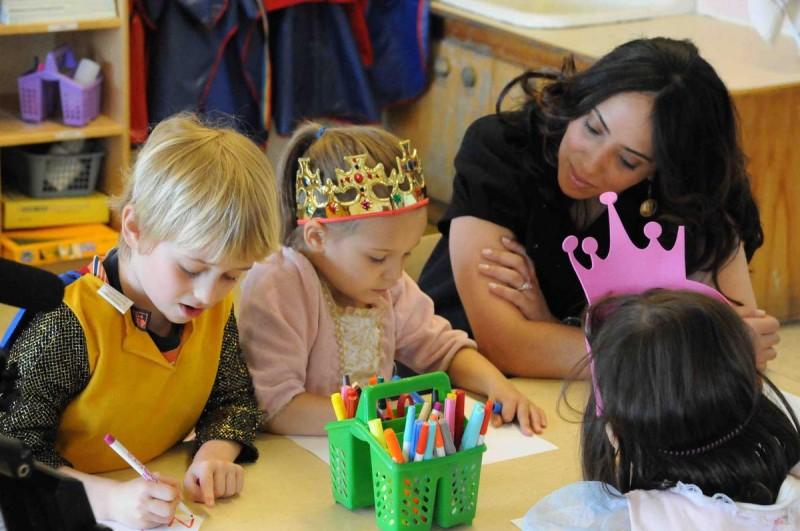 Адаптация в детском саду3