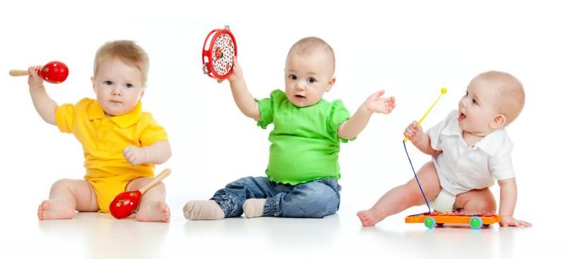 Арсенал игрушек вашего ребенка