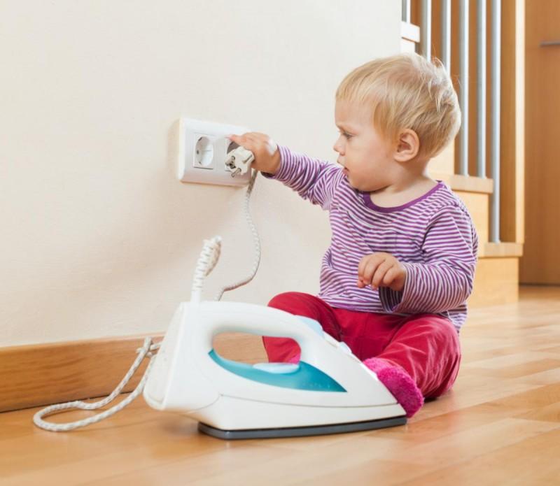 Безопасность — залог правильного развития ребенка