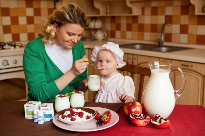 Бифидобактерии для малыша 1