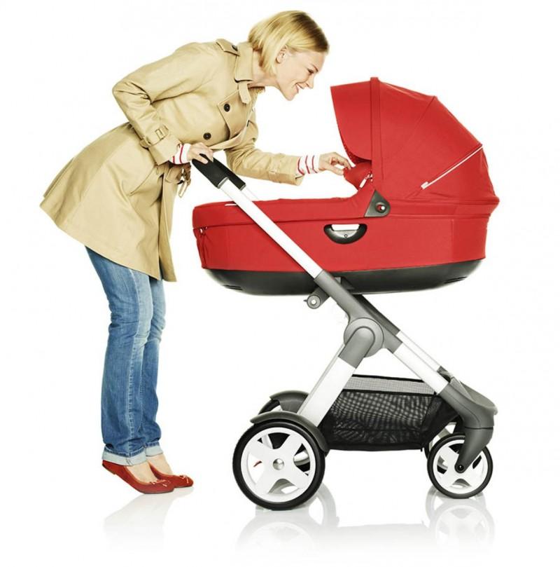 Выбираем коляску для малыша.