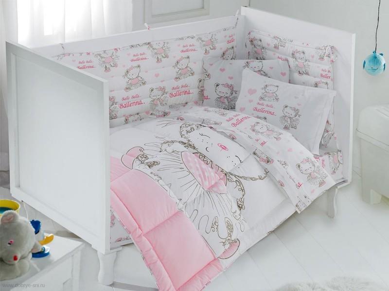 Выбор правильного постельного белья для новорожденных