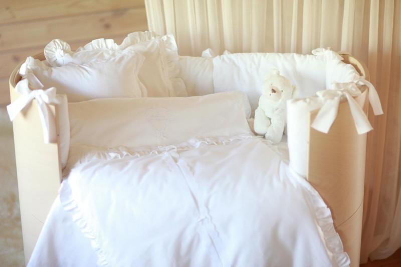 Выбор правильного постельного белья для новорожденных3