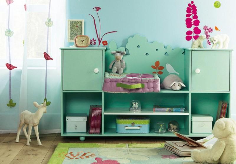 Делаем комнату для ребенка4