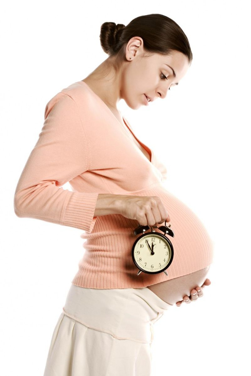 Здоровье беременной женщины.