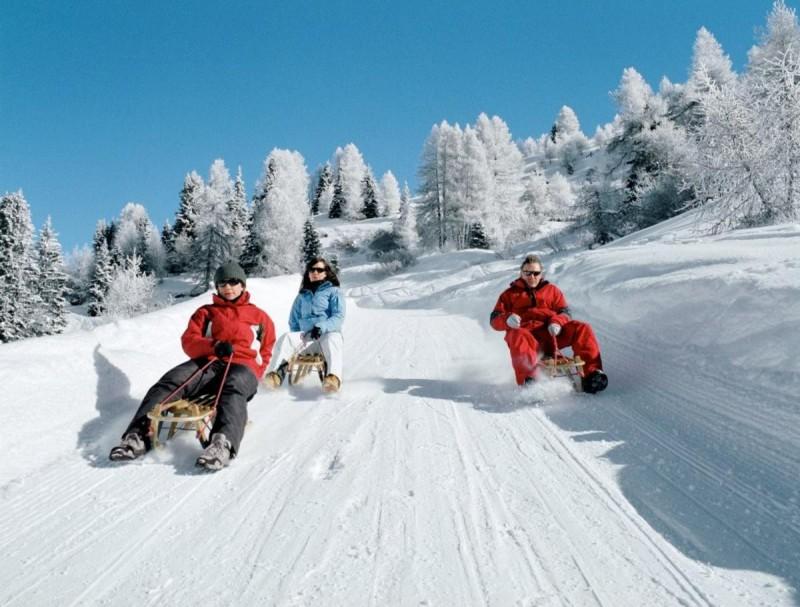 Зимний отдых с детьми в Болгарии 1
