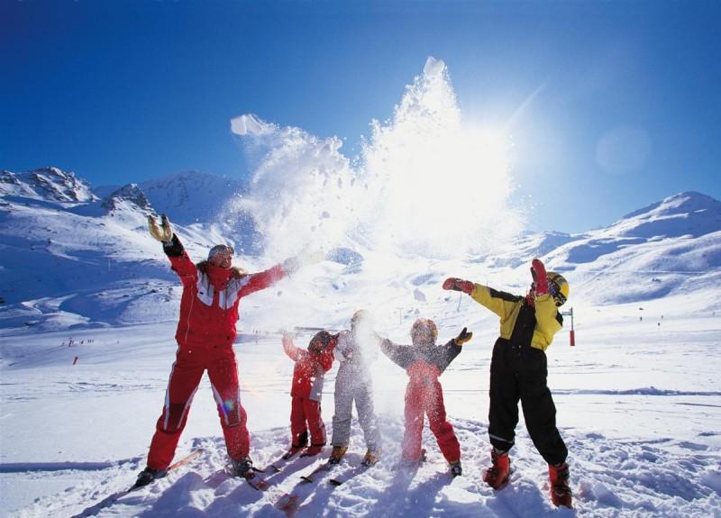 Зимний отдых с детьми в Болгарии 2