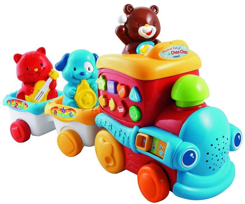 Какие игры надо покупать ребенку до года?2