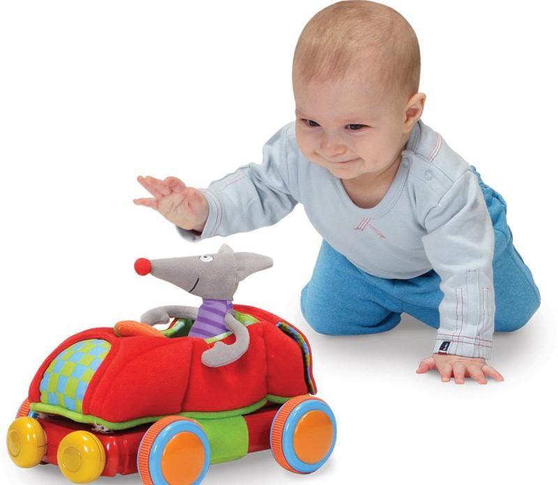 Какой должна быть первая игрушка?2