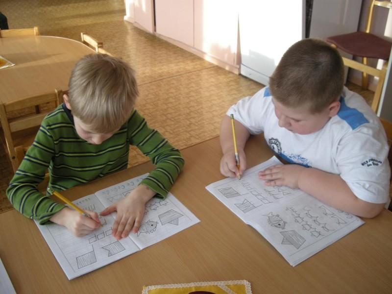 Как научить ребенка пиcьму