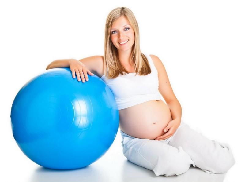 Как не набрать лишний вес во время беременности?