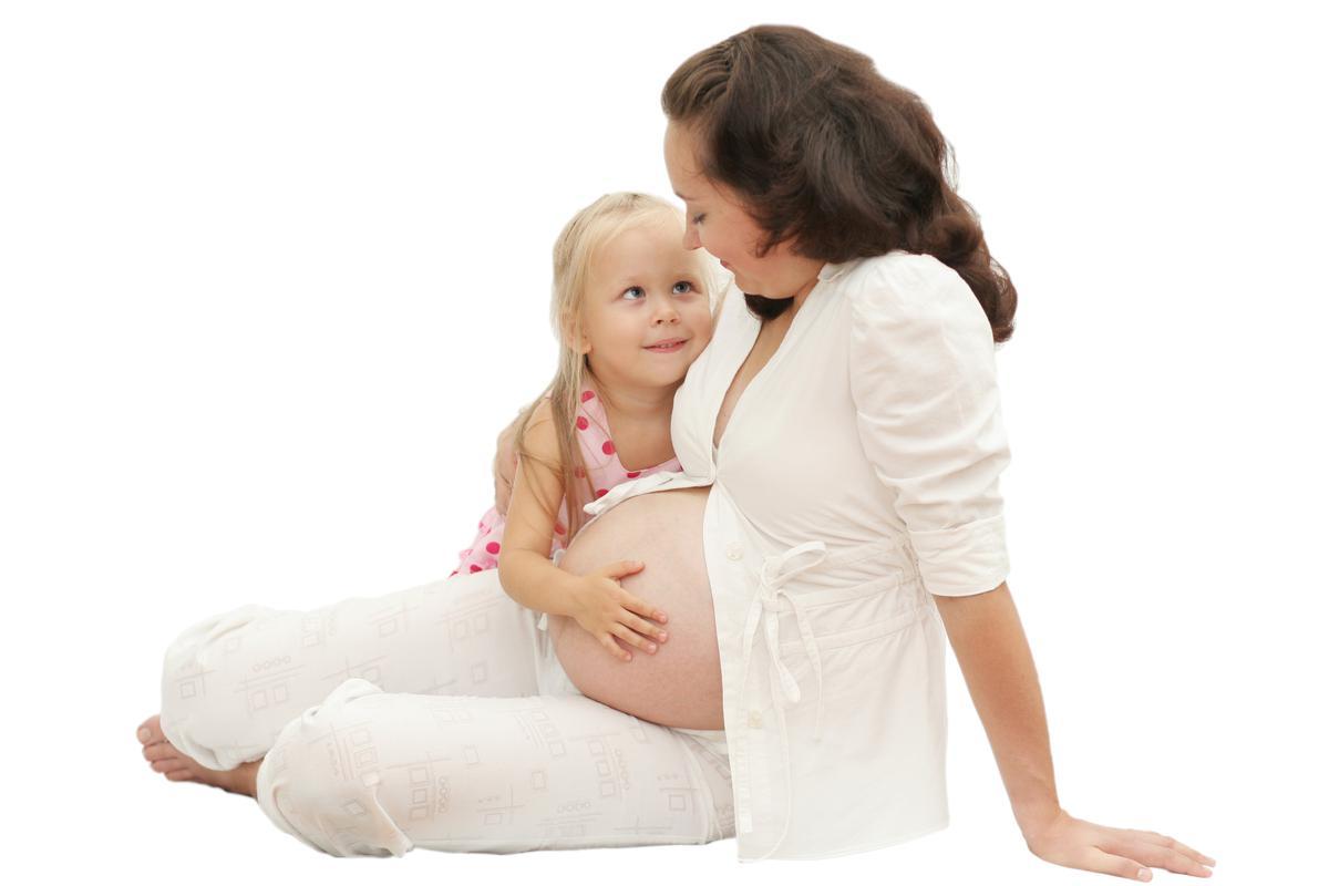 Как много не набрать во время беременности