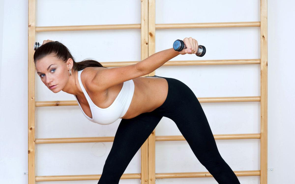 Как с помощью физических нагрузки похудеть