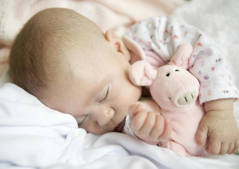 Как сделать сон малыша крепким и здоровым?