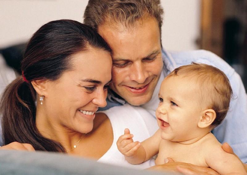 Мать и дитя: все приходит с опытом2