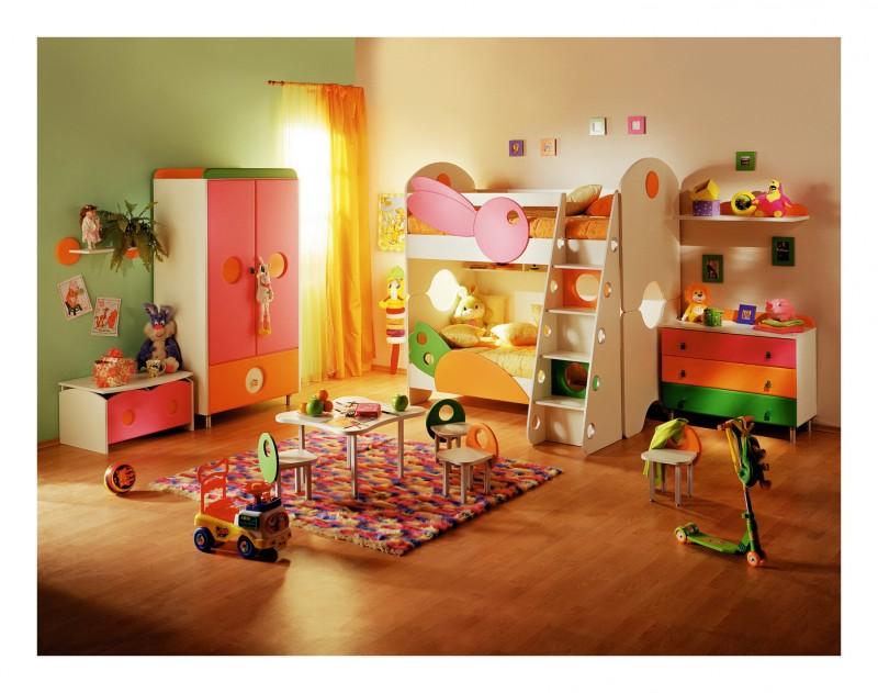 Оформляем комнату ребенка3