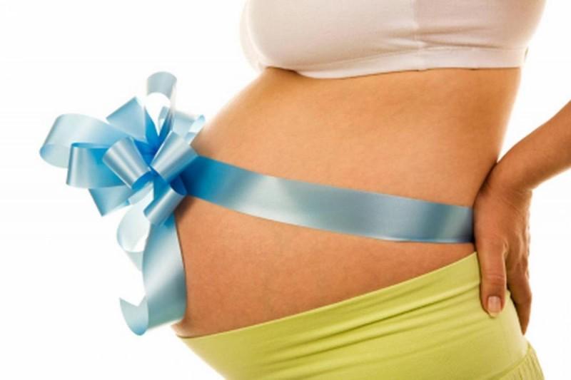Первая беременность2
