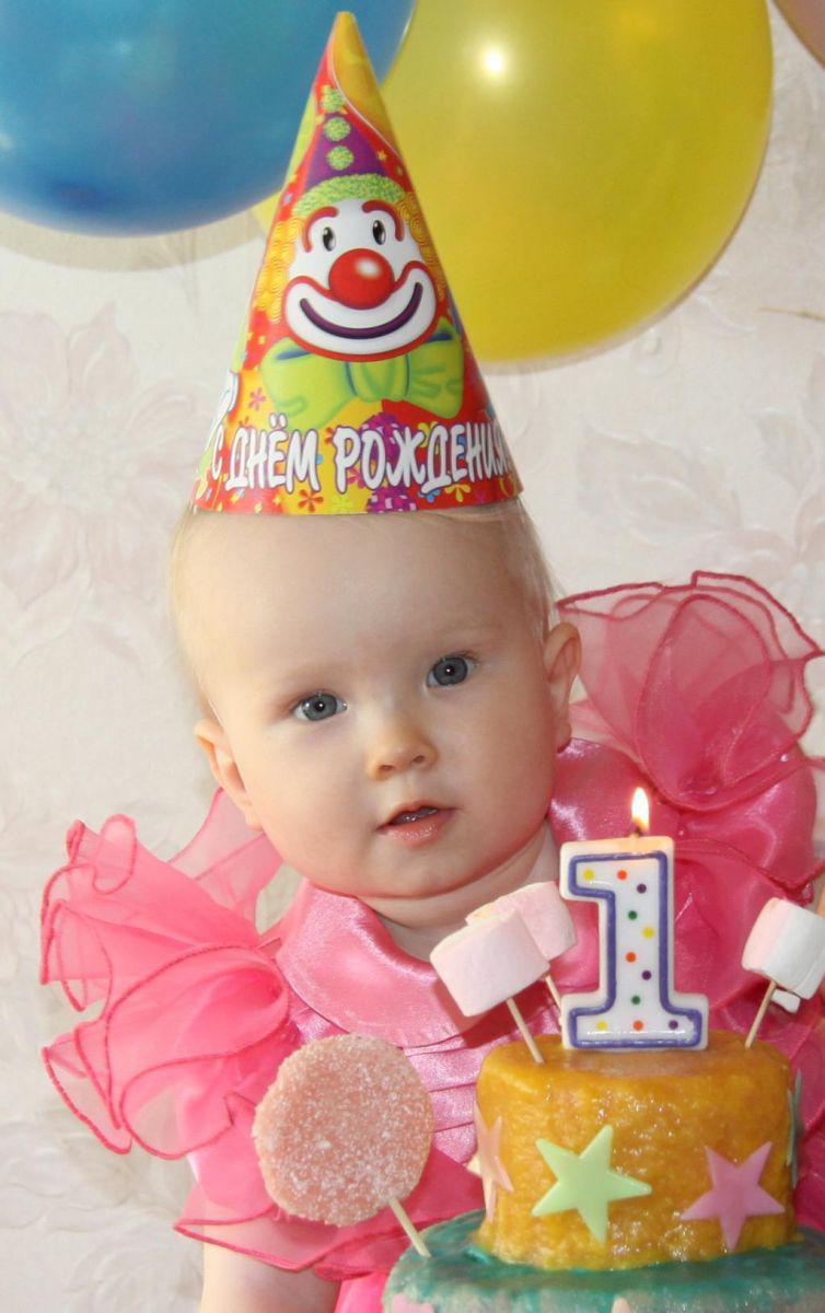 Первый день рождения, как спланировать праздник.2