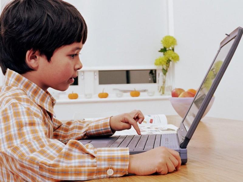 Польза компьютера для ребенка