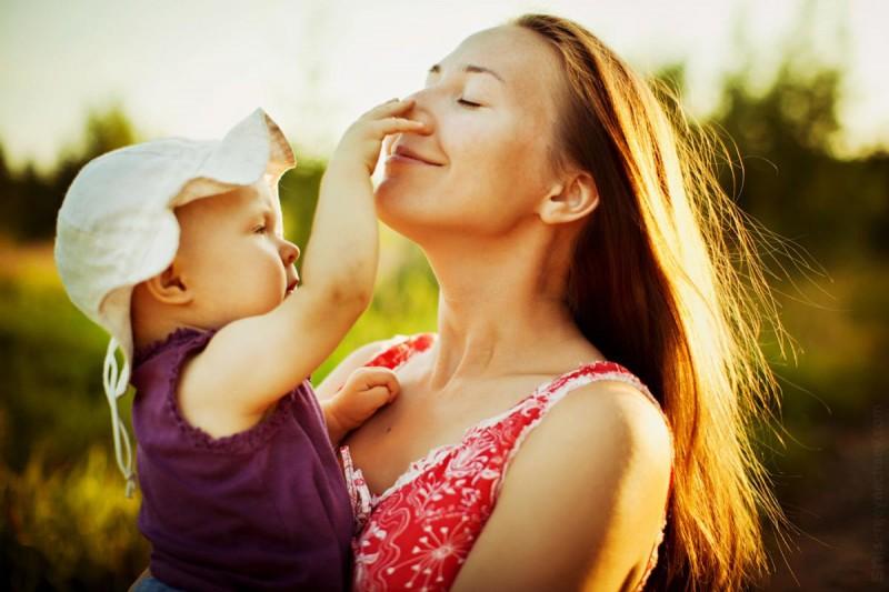 Роль матери в жизни ребенка2