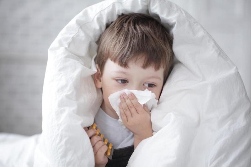 Способы лечения насморка у детей