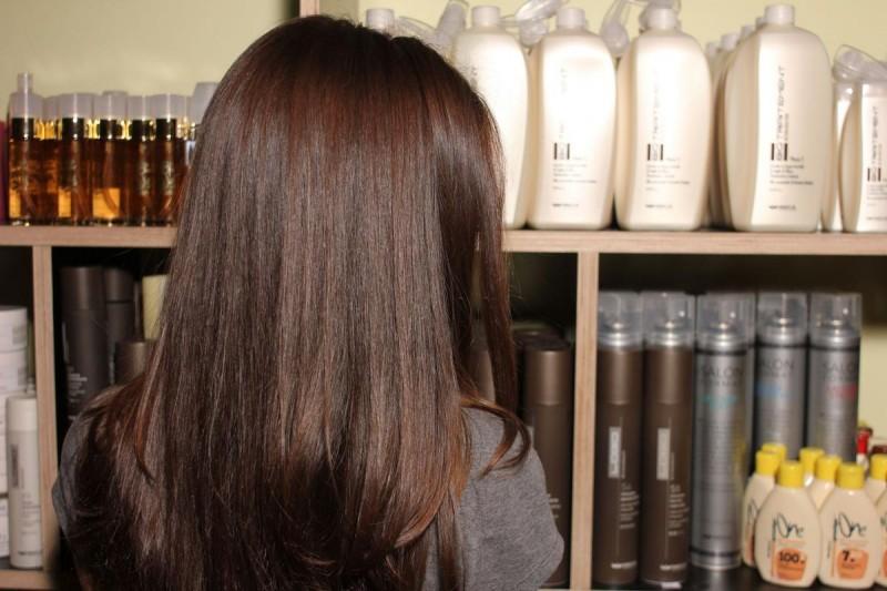 Тонирование светлых и темных волос 2