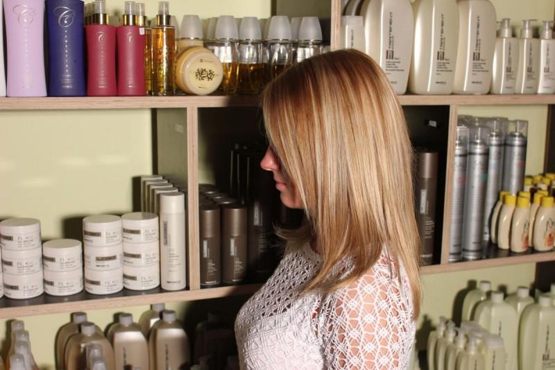 Тонирование светлых и темных волос 3