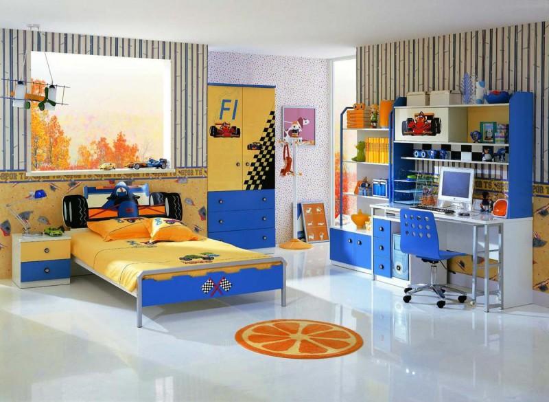 Уют в комнате ребенка2