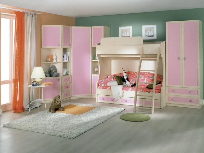 Уют в комнате ребенка4