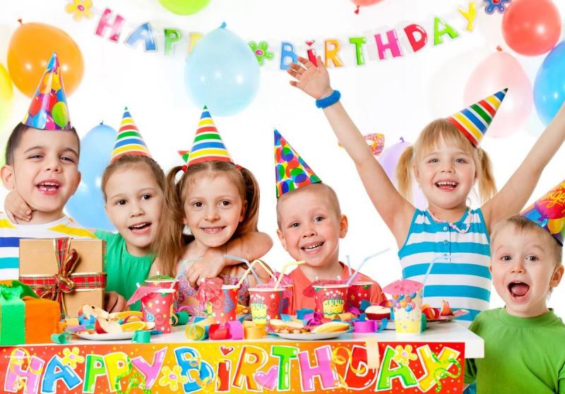 Чем порадовать своих детей на День рождения 1