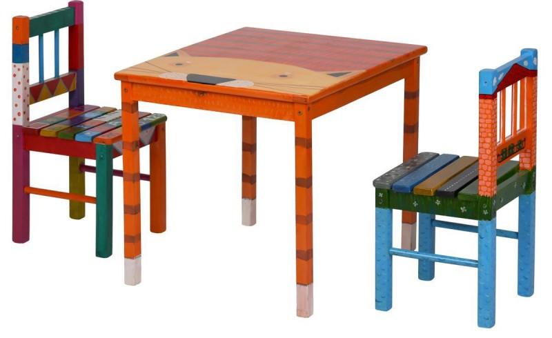 детский столик 1