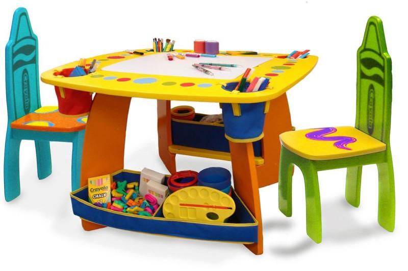 детский столик 2