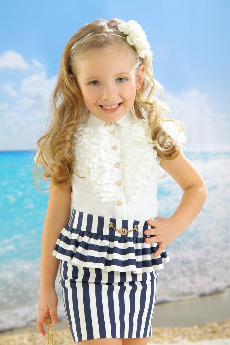 стильная одежда для девочек2